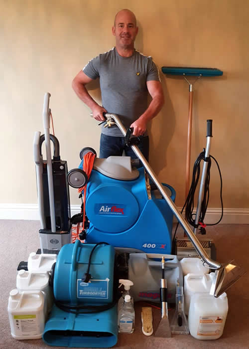 carpet clean Guiseley